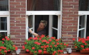 Washing Your Windows Regularly Helps Prevent Mold Between Window Panes